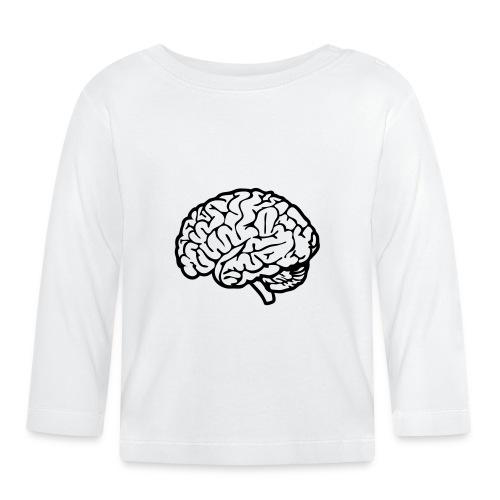 cerveau - T-shirt manches longues Bébé