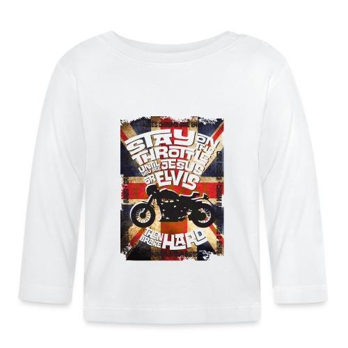 Kabes British Customs - Baby Long Sleeve T-Shirt