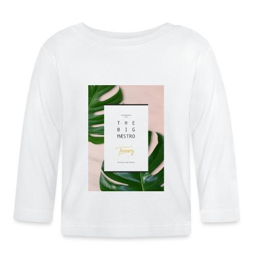 Tassony manifesto - maglietta - Maglietta a manica lunga per bambini