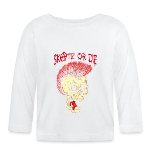 MC VICE - Skate Or Die - Baby Langarmshirt