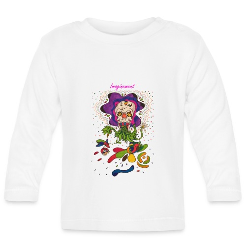 Döskalle - Långärmad T-shirt baby