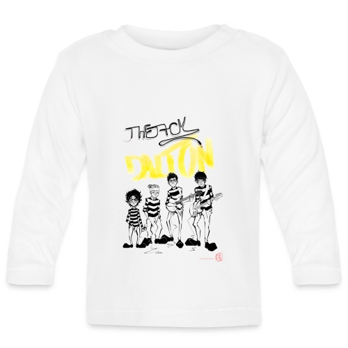 Thejackdaltonalter - T-shirt manches longues Bébé
