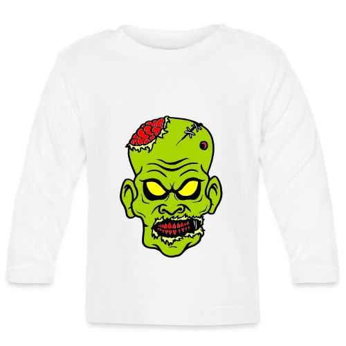 Zombie - Baby Langarmshirt