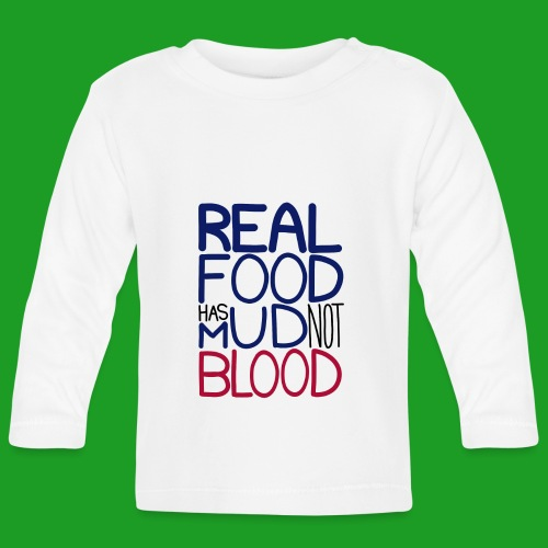 Vegan Body - T-shirt manches longues Bébé