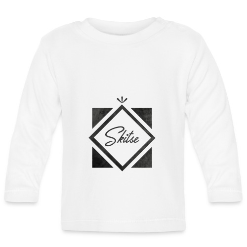 T-shirt Skitse losange - T-shirt manches longues Bébé
