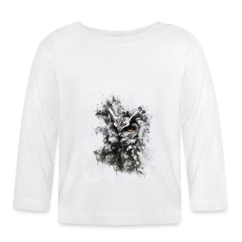 Owl - Baby Long Sleeve T-Shirt