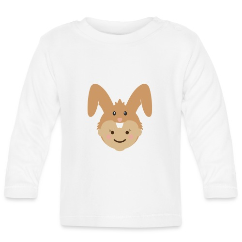 Kelly the Rabbit | Ibbleobble - Baby Long Sleeve T-Shirt
