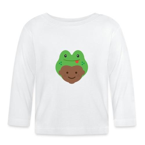 Tom the Frog | Ibbleobble - Baby Long Sleeve T-Shirt