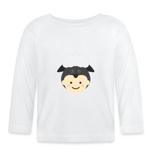 Nancy the Sheep | Ibbleobble - Baby Long Sleeve T-Shirt