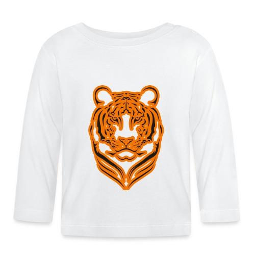 Tigre - T-shirt manches longues Bébé