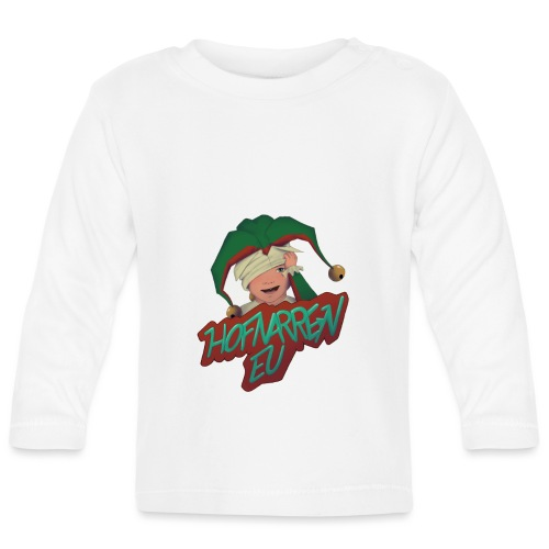 hofnarren_eu Twitch - Langærmet babyshirt