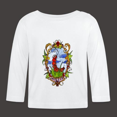 GUNILLE DU PRINTEMPS - T-shirt manches longues Bébé