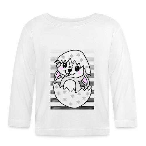 Osterhäschen OSTERN Hase Osterhase - Baby Langarmshirt