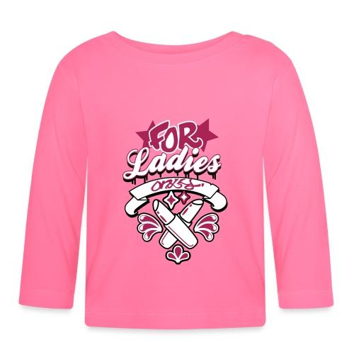 for ladies only - T-shirt manches longues Bébé