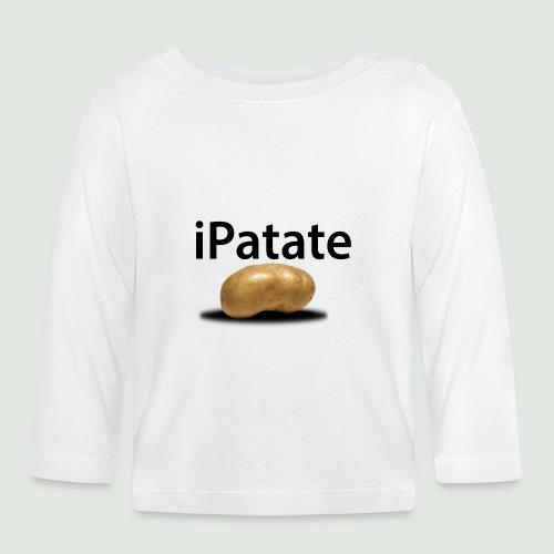 iPatate - T-shirt manches longues Bébé