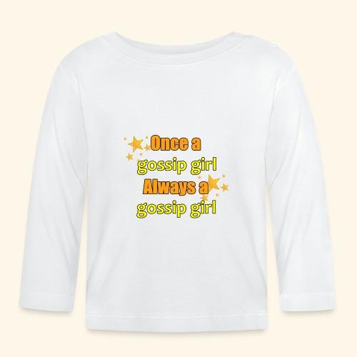 Gossip Girl Gossip Girl Shirts - Baby Long Sleeve T-Shirt
