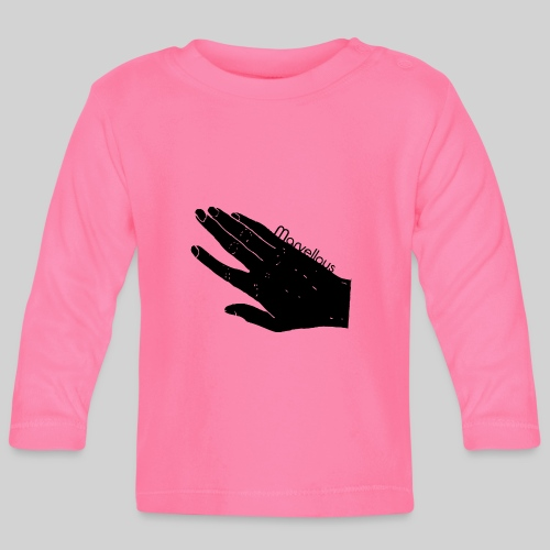 Marvellous Hand - Baby Langarmshirt