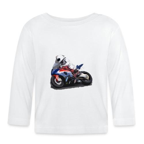 MOTO - Maglietta a manica lunga per bambini