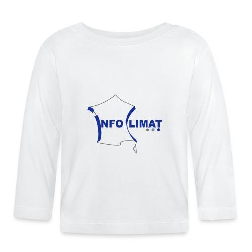 logo simplifié - T-shirt manches longues Bébé