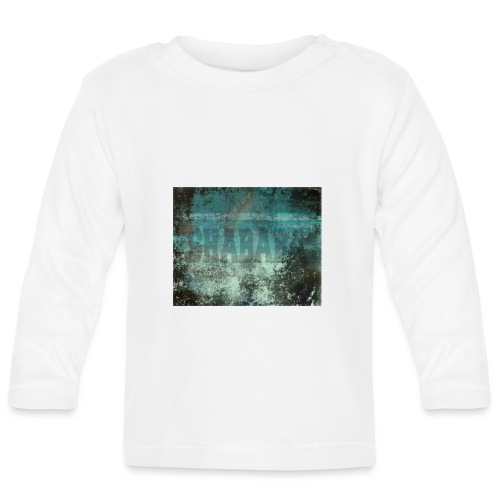 Shababa Tshirt - Langærmet babyshirt