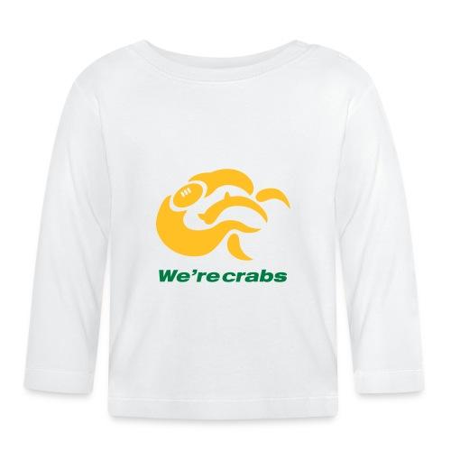 Crazycrab_Australia - Maglietta a manica lunga per bambini
