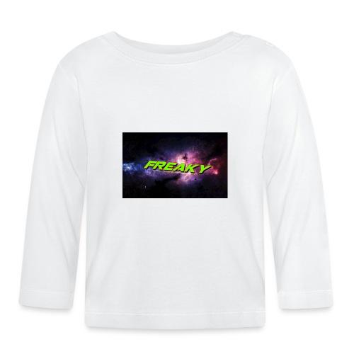 Freaky Mussemåtte - Langærmet babyshirt