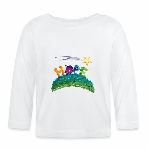 Hope - Baby Long Sleeve T-Shirt