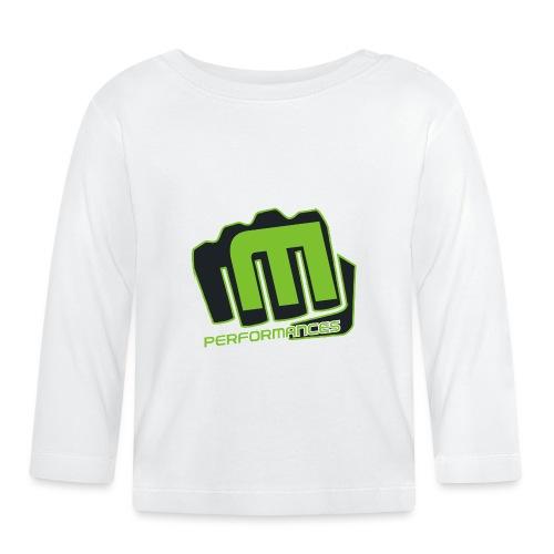 m_performances_jpg - Maglietta a manica lunga per bambini