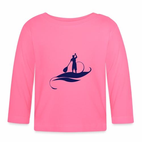 Paddle man casquette - T-shirt manches longues Bébé