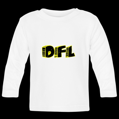 DFunctionaL Logo - Baby Long Sleeve T-Shirt