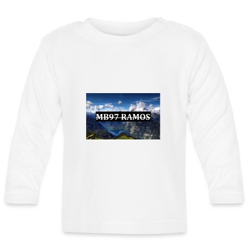 MB97RAMOS - Baby Langarmshirt