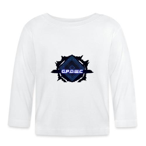 G.P.D.W.C - Company - Logo - Langærmet babyshirt