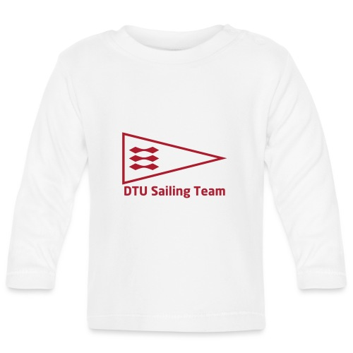 DTU Sailing Team Official Workout Weare - Baby Long Sleeve T-Shirt
