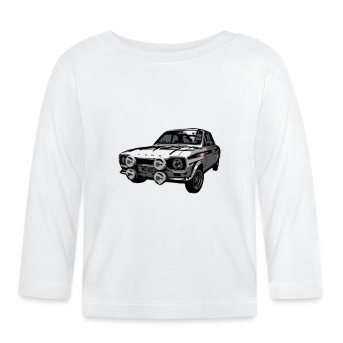Mk1 Escort - Baby Long Sleeve T-Shirt