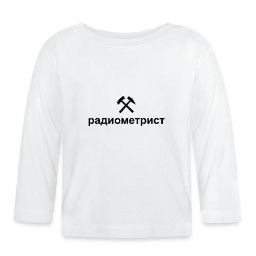 radiometrist - Baby Langarmshirt