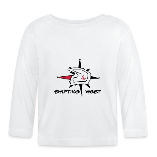 Shifting West Logo vector - T-shirt