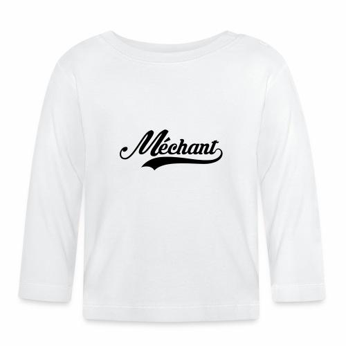 Sport 🏋🏿♂️ - T-shirt manches longues Bébé