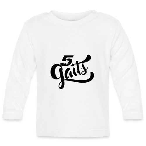 5Gaits 1 - Baby Long Sleeve T-Shirt
