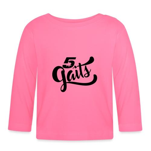 5Gaits 1 - Baby Long Sleeve T-Shirt