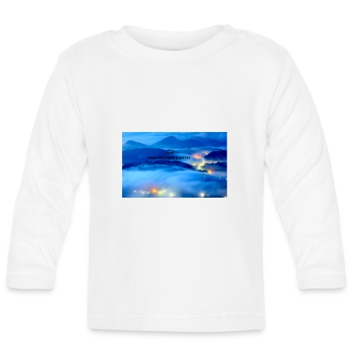 the mother earth collection 2017 - T-shirt manches longues Bébé