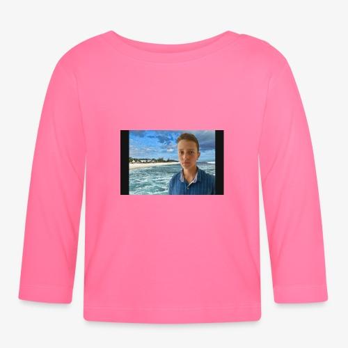 Leman974 (photoshop) - T-shirt manches longues Bébé