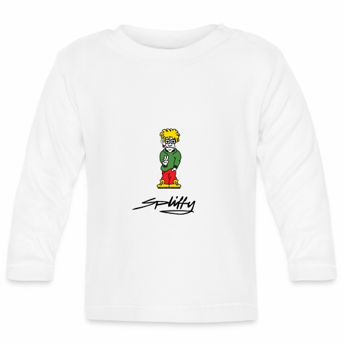 spliffy2 - Baby Long Sleeve T-Shirt