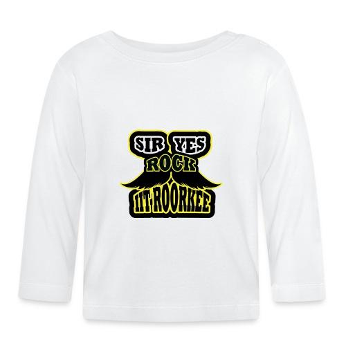 IIT ROORKEE - Baby Long Sleeve T-Shirt