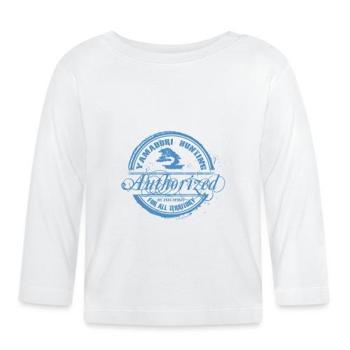 Tampon Yamadori Hunting Authorized - T-shirt manches longues Bébé