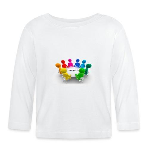 comitato 1c - Maglietta a manica lunga per bambini