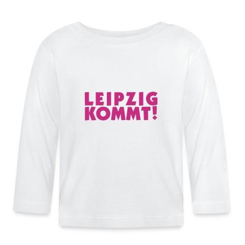 leipzigkommt leipziger leipzig - Baby Langarmshirt