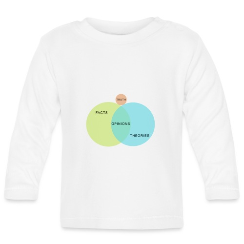 Ven Diagram Truth - Baby Long Sleeve T-Shirt