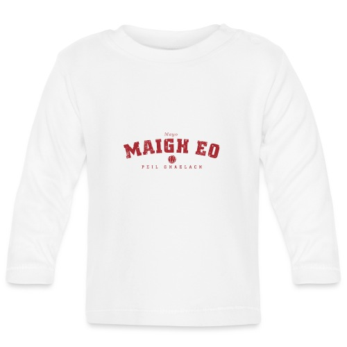 mayo vintage - Baby Long Sleeve T-Shirt