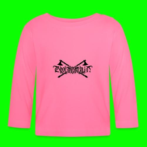 Grol Logo - Baby Long Sleeve T-Shirt