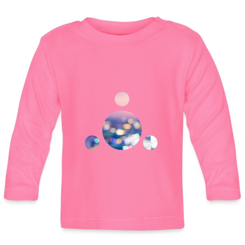 BULLES - CERCLE - T-shirt manches longues Bébé